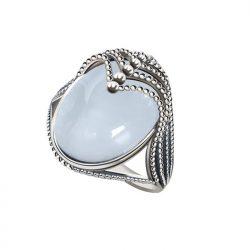 Pierścionek srebrny PK 1703 Kocie oko