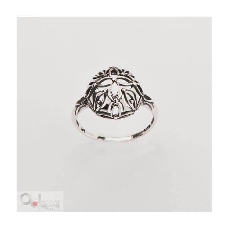 Pierścionek srebrny PK 1618