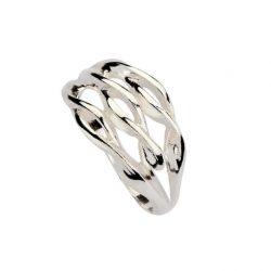 Srebrny pierścionek P 125