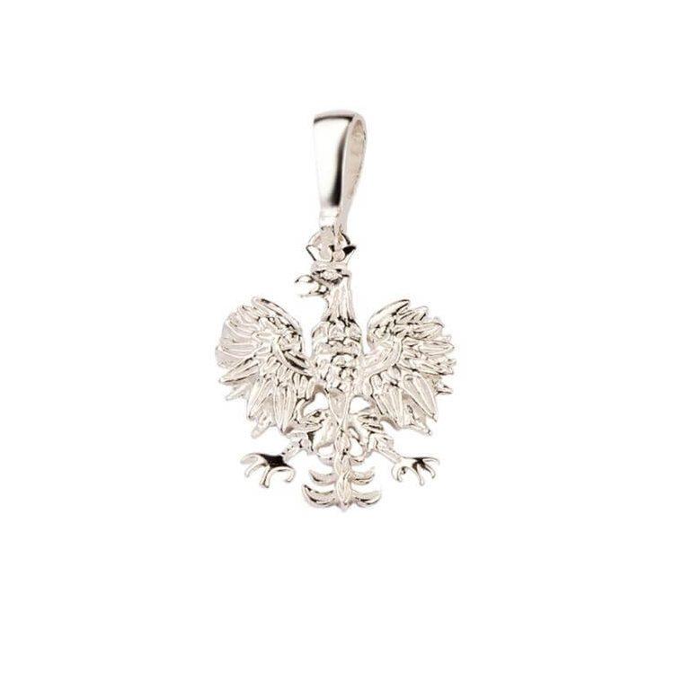 Wisiorek srebrny Orzeł W1 1656