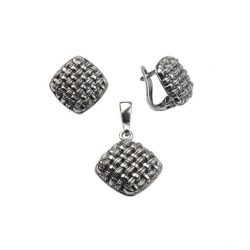 Kolczyki srebrne K3 1704