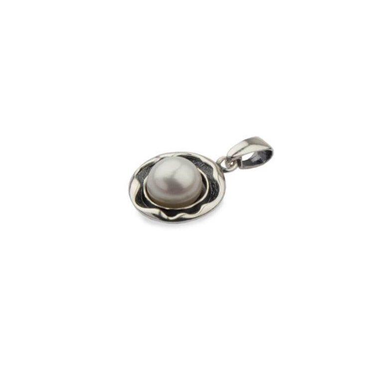 Wisiorek srebrny W 1852 Perła