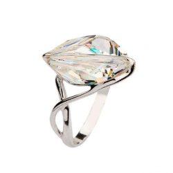Pierścionek srebrny Swarovski PK 385 Crystal AB