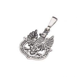 Srebrny wisiorek Orzeł W 1280