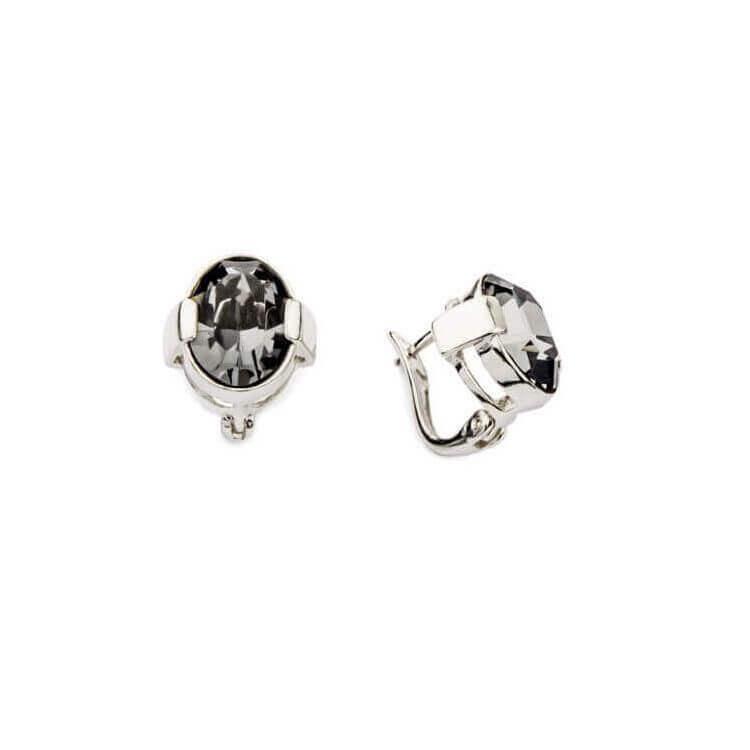 Kolczyki srebrne z kryształami Swarovskiego K3 1789
