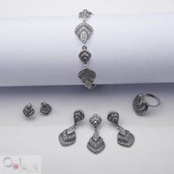 Kolczyki srebrne K1 997