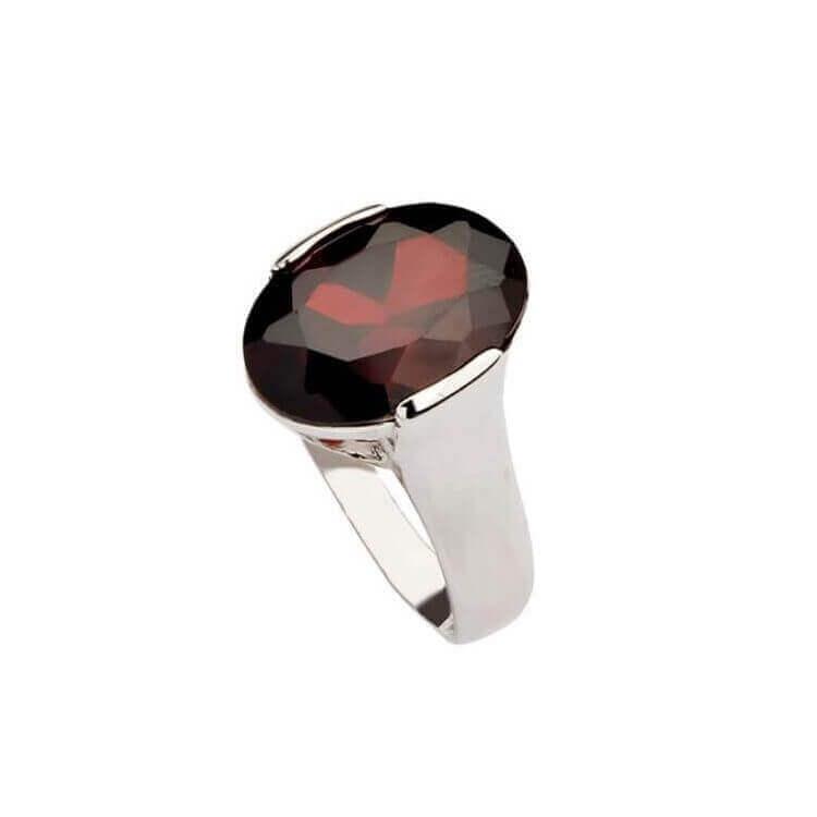 Srebrny pierścionek z cyrkonią PK 1789