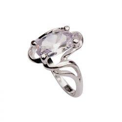 Srebro cyrkonie pierścionek PK 1575