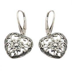 Kolczyki srebrne K 1540