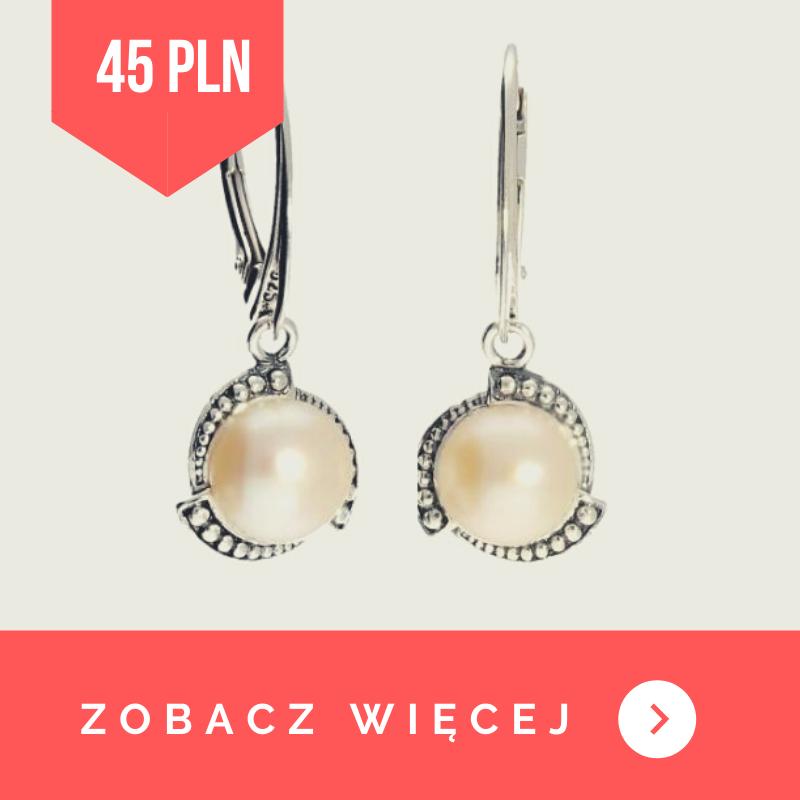Kolczyki z perłami 1883