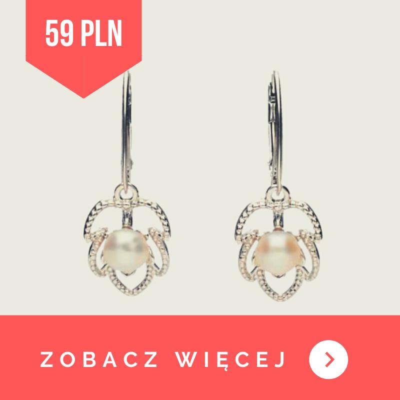 Kolczyki z perłami 1956